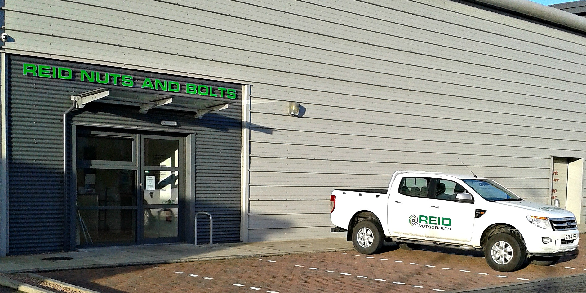 Reid Nuts And Bolts Inverness Plant And Fixings