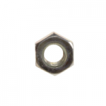 BZP Hex Full Nuts