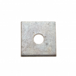Galv. Square Plate Washers