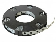 mechanical and electrical perforated banding