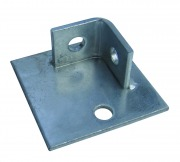 mechanical and electrical single channel base plate